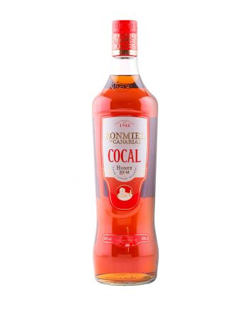 Ron Miel Cocal Honingrum 1l