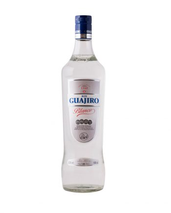 Ron Guajiro Blanco New Alta